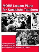 More Lesson Plans for Substitute Teachers:…