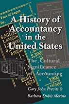 HISTORY OF ACCOUNTANCY IN USA: THE CULTURAL…