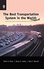 The Best Transportation System in the World:…