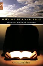 Why We Read Fiction: Theory of Mind and the…