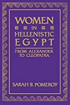 Women in Hellenistic Egypt: From Alexander…