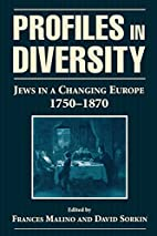 Profiles in Diversity: Jews in a Changing…