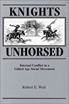 Knights Unhorsed: Internal Conflict in a…