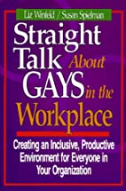 Straight Talk About Gays in the Workplace:…
