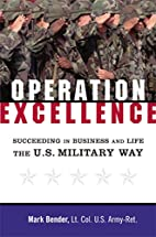 Operation Excellence: Succeeding in Business…