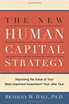 The new human capital strategy : improving…