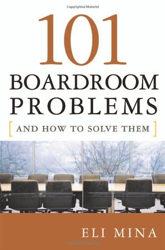 101-boardroom-problems-and-how-to-solve-them