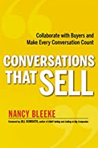 Conversations That Sell: Collaborate with…
