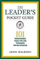 The Leader's Pocket Guide: 101…