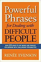 Powerful Phrases for Dealing with Difficult…