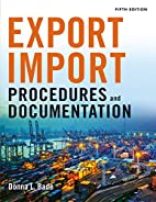 Export/Import Procedures and Documentation…