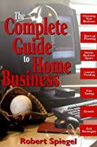 Complete Guide to Home Business by Robert…
