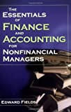 Edward Fields: The Essentials of Finance and Accounting for Nonfinancial Managers