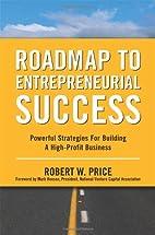 Roadmap to Entrepreneurial Success: Powerful…
