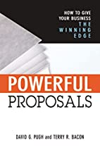 Powerful Proposals: How to Give Your…