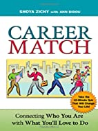 Career Match: Connecting Who You Are with…