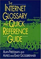 The Internet Glossary and Quick Reference…