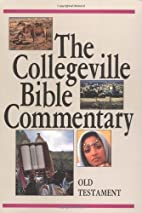 The Collegeville Bible Commentary: Old…