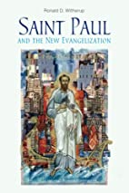 Saint Paul and the New Evangelization by…