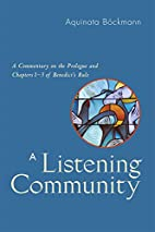 A Listening Community: A Commentary on the…