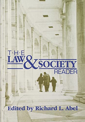 the-law-and-society-reader