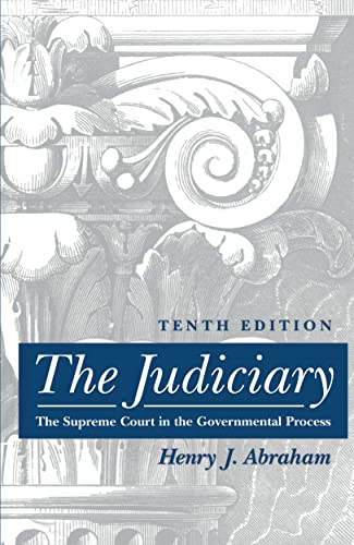 the-judiciary-tenth-edition