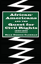 African-Americans & the Quest for Civil…