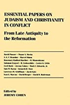 Essential Papers on Judaism and Christianity…