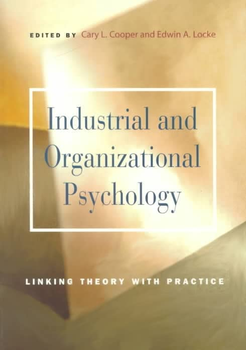industrial-and-organizational-psychology-vol-2-international-library-of-critical-writings-in-psychology