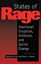 States of Rage: On Cultural Emotion and…