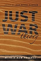 Just War Theory (Readings in Social and…