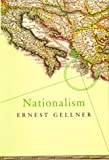 Gellner, Ernest: Nationalism
