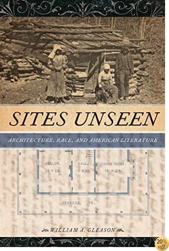 Sites Unseen: Architecture, Race, and American Literature (America and the Long 19th Century)