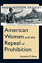 American women and the repeal of prohibition…