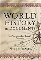 World History in Documents: A Comparative…