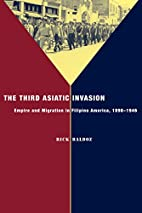 The third Asiatic invasion : empire and…