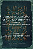 Sollors, Werner: Multilingual Anthology of American Literature