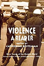 Violence: A Reader (Main Trends of the…