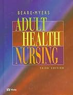 Adult Health Nursing by Patricia Gauntlett…