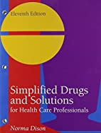 Simplified Drugs and Solutions for Health…