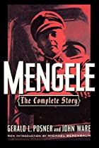 Mengele: The Complete Story by Gerald L.…
