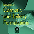 Cosmetics and Toiletries Formulations…