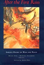 After the First Rain: Israeli Poems on War…