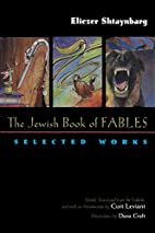 The Jewish book of fables : selected works…