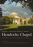 Phillips, Richard L.: Hendricks Chapel: Seventy-five Years of Service to Syracuse University