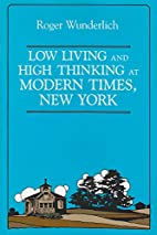 Low living and high thinking at Modern…