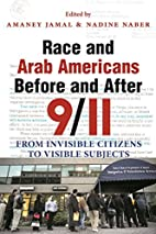 Race and Arab Americans Before and After…