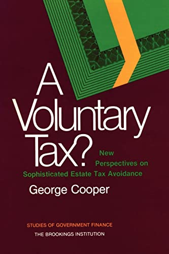 a-voluntary-tax-new-perspectives-on-sophisticated-estate-tax-avoidance-studies-in-the-regulation-of-economic-activity