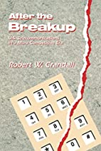 After the Breakup: U.S. Telecommunications…