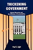 Thickening Government: Federal Hierarchy and…
